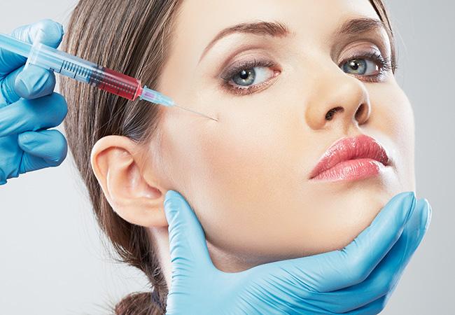 Filler acido ialuronico - Filler viso Torino - Dott. Massimo Luni - Medicina estetica Torino